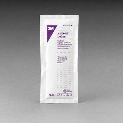3M LOTION, REMOVES, IODOPHOR, DURAPREP, PKT, Each - Model 8610