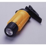 Streamlight ClipMate Flashlight, Yellow with White LEDs - Model 61100, Each
