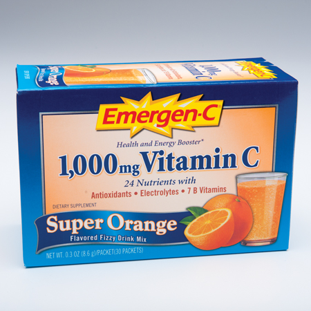 Pfizer Consumer Healthcare Emergen-C - Tangerine Joint Health - Model EF109, Box of 30