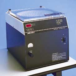 Aluminum Block, With 8-Tube Capacity - Labconco RapidVap N2/48 Evaporation Systems, Model 7494500