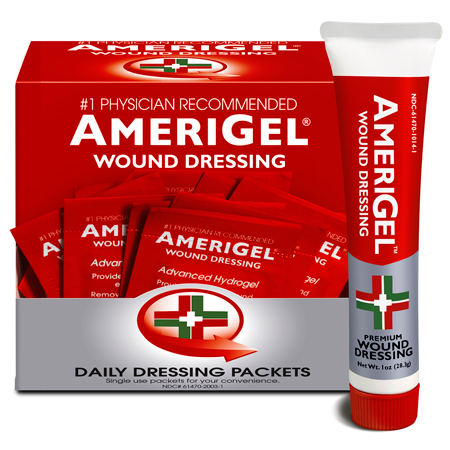 Where to buy amerigel wound dressing