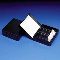 BD Micro Slide Box, Plastic, Model 423843, Pack of 10