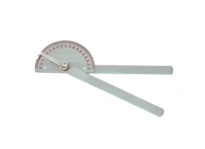 Baseline Ss 180 Degree Goniometer, 8 Inches