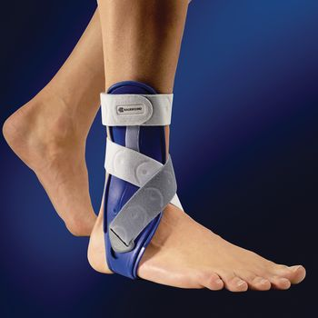 Bauerfeind MalleoLoc Active Ankle Othosis Left, Size: 2, Heel Width: Larger than 2 1/4