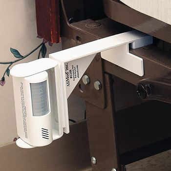 Bedside PIR Alarm with Clamp Over the Bed Model - Model 552556