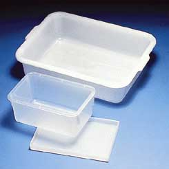Bel-Art Sterilizing Trays and Covers, Polypropylene, SCIENCEWARE - Covers, Model 162610000, Each