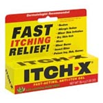 Bf Ascher & Company Itch-X Gel, 1.25oz - Model 160-2648, Each