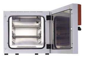 Binder Drying Ovens with Natural Convection, ED Series With RS-422 Interface Port, Model 9010-0132