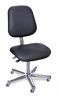 BioFit Heavy-Duty Chairs, AM Series, Model AMP1722RC684, Each
