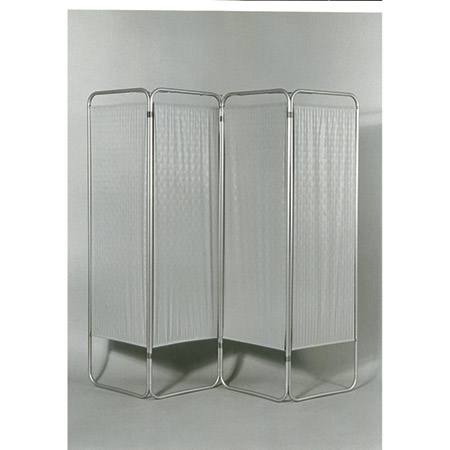 Standard Four Panel Screen Without Casters - Model 70002, Each