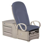 Access High-Low Exam Table - Power Back/Return To Chair/Pelic Tilt and Drawer Warmer - Model 6501