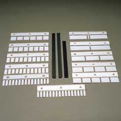 C.B.S. Scientific Gel Wrap Side Spacer Sets, Model VGS-1025R, Each