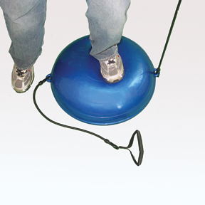 Cando Core-Training Vestibular Dome With Resistance Cords