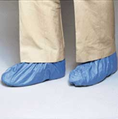 Cardinal Health Convertors Shoe Covers - Low-Top, X-Large, Model 4874, Case of 400