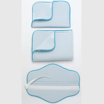 Foam-Filled Hot Pack Covers, Cervical Hydrocovers (Case o