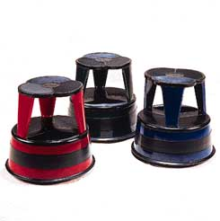 Cramer Kik-Step Step Stools, Model 1001-01, Each