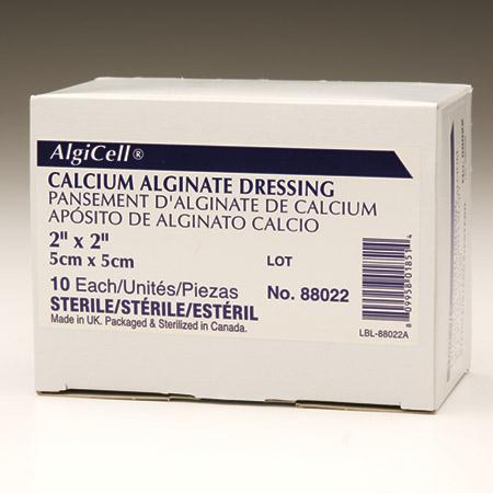Derma Sciences Algicell Calcium Alginate Dressing, 4\