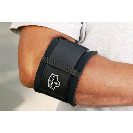 Ergodyne ProFlex 500 Tennis Elbow Support, Small Up to 9 - Model 16002, Each
