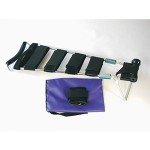 Faretec QD-4 Traction Leg Splint - Adult with Injection Molded Ratchet - Model 1126514, Each