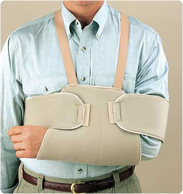 Fast Wrap Shoulder Immobilizer Small, Swathe Dimensions 4