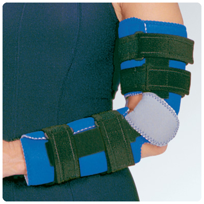 Flex Cuff Elbow Orthosis, Size: Medium, Mid-Humerus Circumference: 10