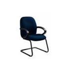 Global Industries Midwest Guest Chair - Model HON 2007, Each