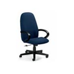 Global Industries Midwest High Back Executive Chair, Each