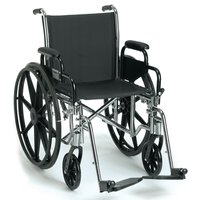 Guardian Easy Care 3000 Lightweight Wheelchair 18
