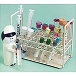 HCLS Test Tube and Syringe Rack, Each
