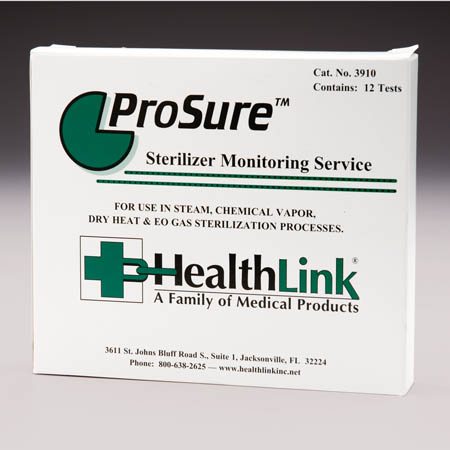 Healthlink ProSure Mailers - Model 3910, Box of 12