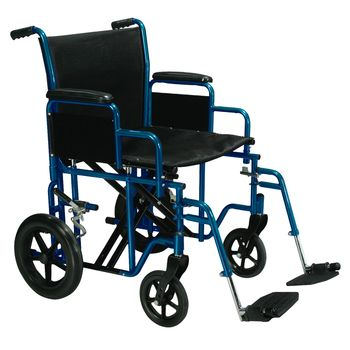 Heavy-Duty Transport Chair Transport Chair - 20