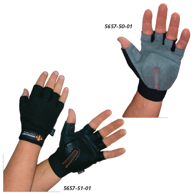 IMPACTO Carpal Tunnel Gloves - Leather, M, MCP Circum: 8