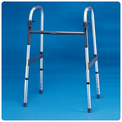 Invacare Dual-Release Paddle Walker Junior 3