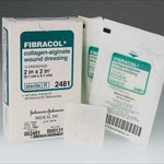Fibracol Collagen-Alginate Wound Dressing, 2