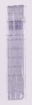 Kimble Chase Disposable Serological Pipets, Glass, Sterile, Plugged, Model 72100 10110, Case of 500