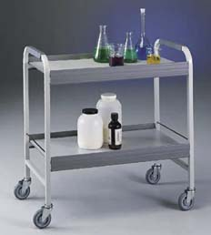 Labconco Chemical Cart, Model 8020000, Each
