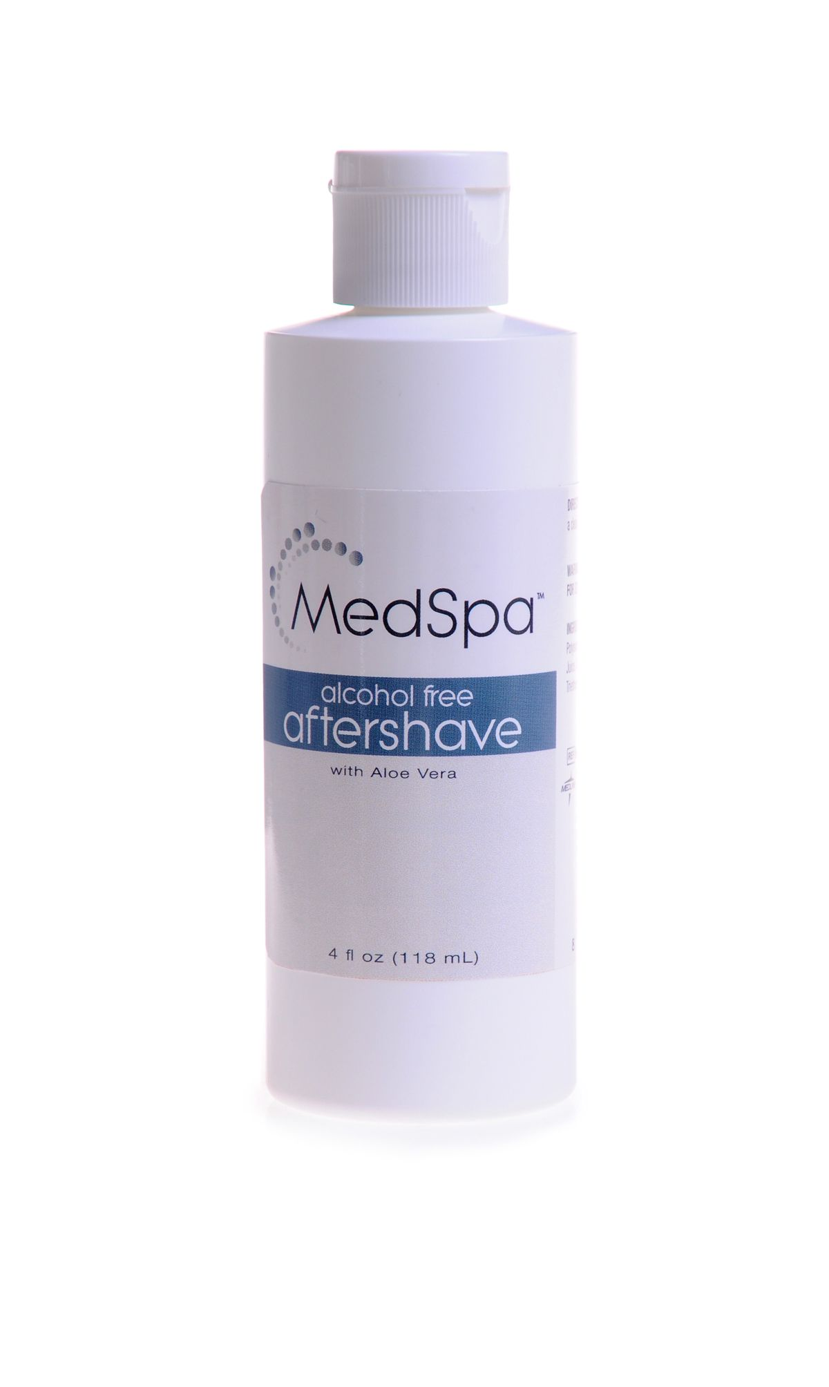 Medline MedSpa Alcohol Free Aftershave - 4 Oz, Box of 60 - Model HDX18010