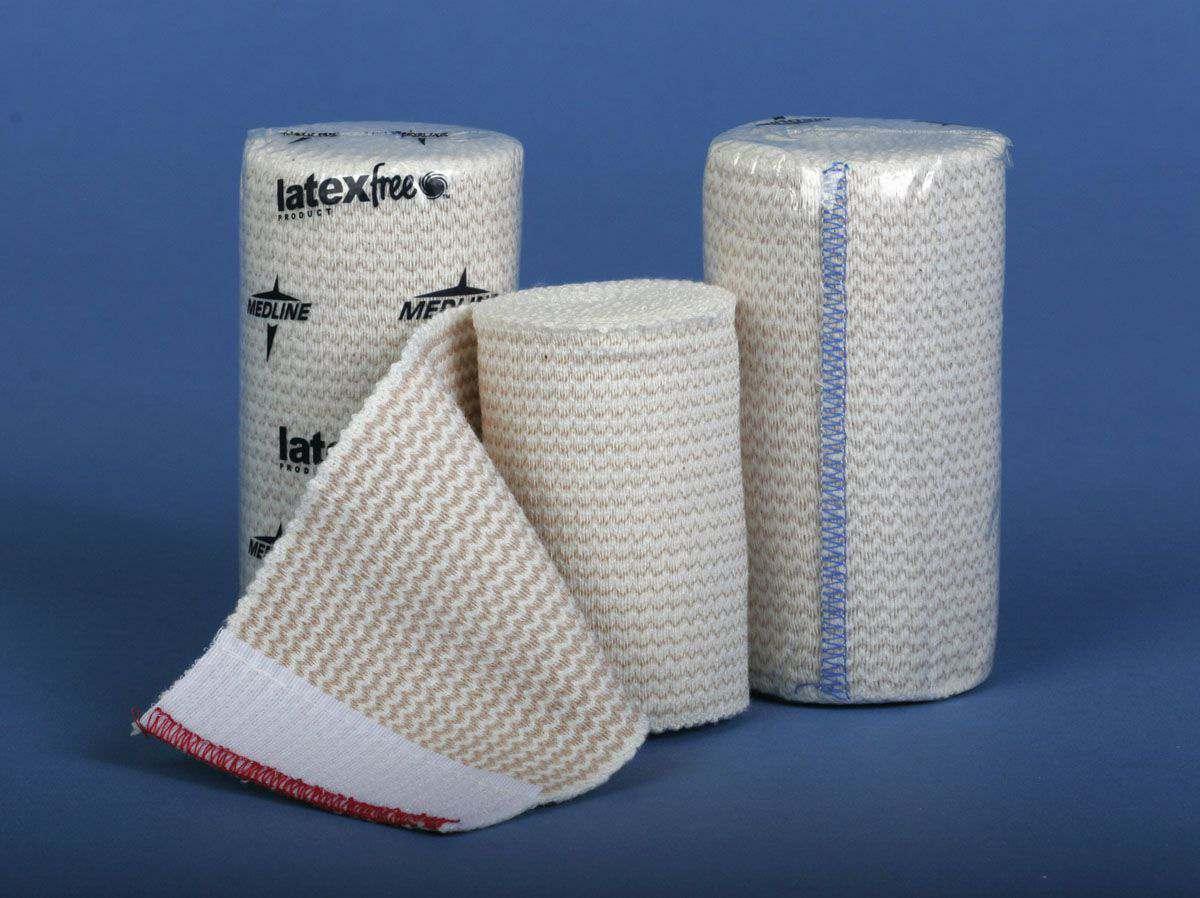 Medline Non Sterile Matrix Elastic Bandage 2 X5yd Velcro Box Of
