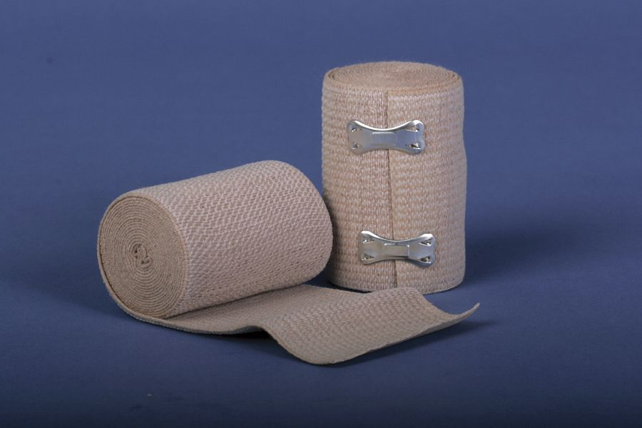 Medline Non-Sterile Soft-Wrap Elastic Bandage - 2