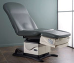 Midmark Basic Power Podiatry Procedure Chair Model 646, Blueberry - Model 646-001-235, Each