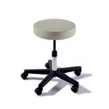 Midmark Ritter 270 Adjustable Stool Without Back - Model 270-001, Each