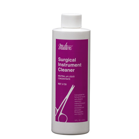 Miltex Surgical Instrument Cleaner, 8 oz. - Model 3-720, Each
