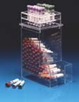 Mitchell Plastics Blood Collection Tube Organizer, Model BC-3000, Each