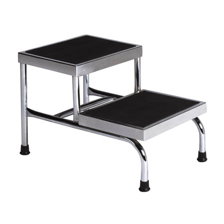 MooreBrand Heavy Duty Two-Step Step Stool, Each