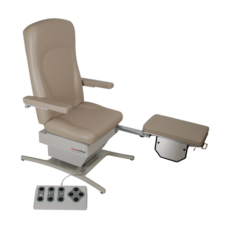 MooreBrand Podiatry Exam Chair - Podiatry Chair, Each