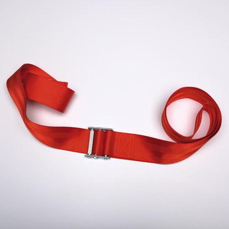 Each Moore Medical Stretcher//backboard Straps 5 Loop-lok 2 Piece Nylon Orange