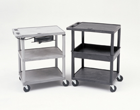 Multi-Use Cart W/Electricity With Tub