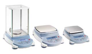 Ohaus Adventurer Pro Analytical Balances - Balance with External Calibration, Model AV64, Each