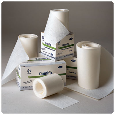 Omnifix Latex-Free Non-Woven Dressing Retention Tape - 4