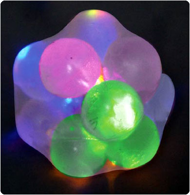 Playvisions Light-Up Molecule Ball - Model 558112